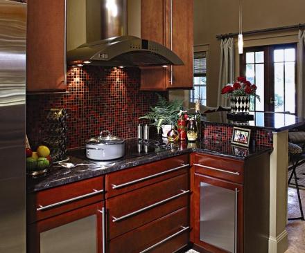 ... Kitchen Cabinet Gallery ...