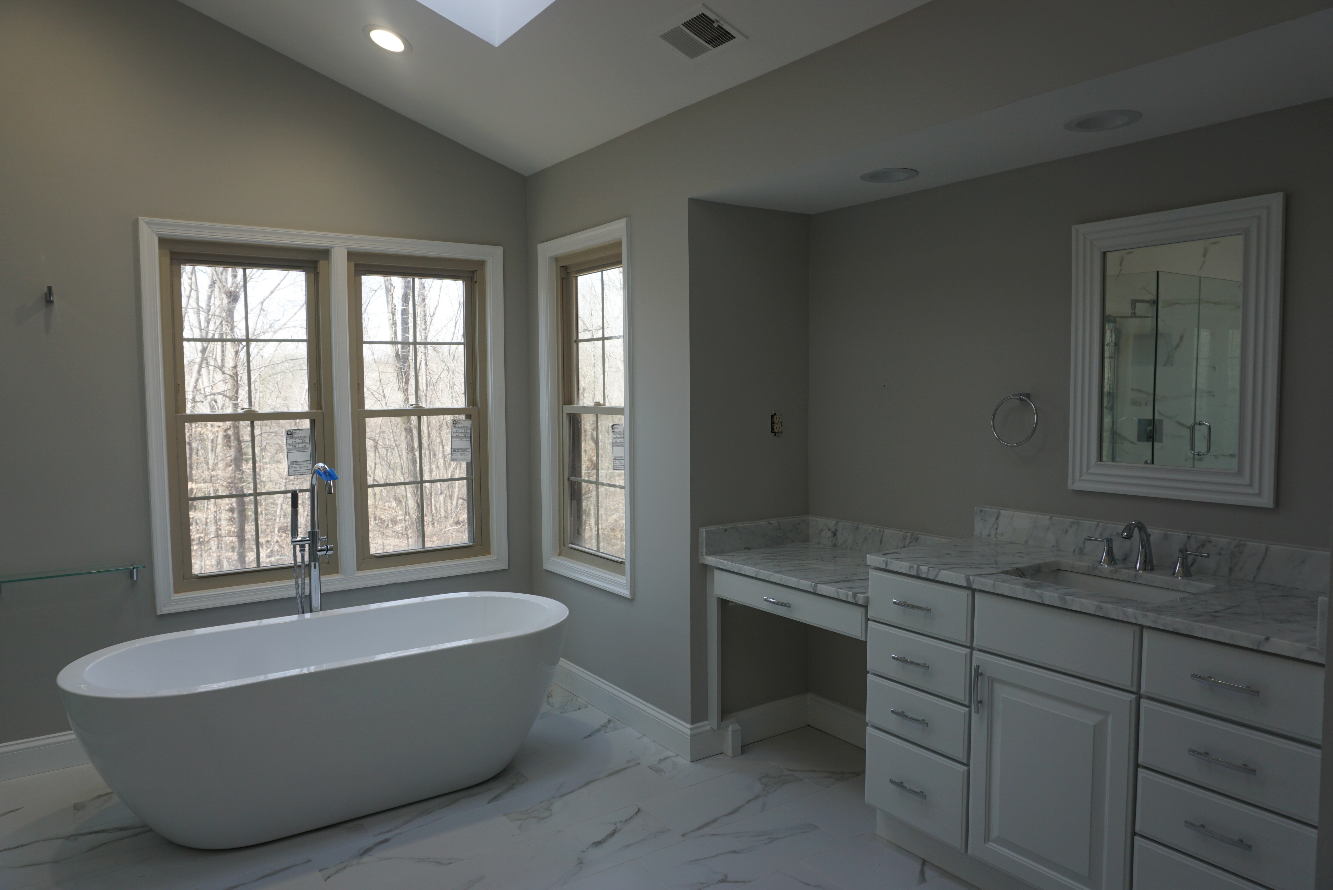 Delightful After Photos Of The Potomac, Maryland Remodel Project