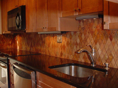 Washington DC Kitchen Remodeling - Kitchen Tile Fairfax, VA