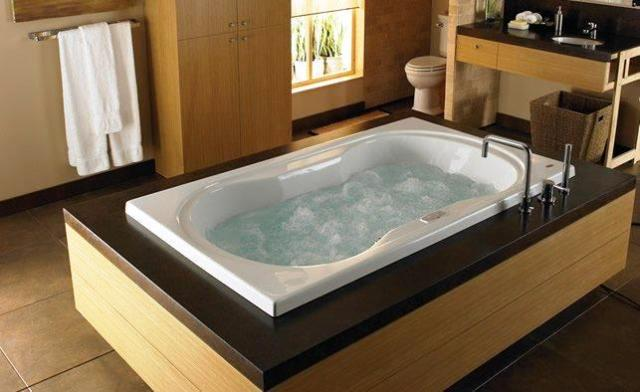 Bathroom Tub Faucets >> Washington DC Jacuzzi Tubs and Whirlpools provided by Floortiles